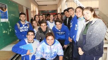 Nos visitó el colegio San Antonio de Padua