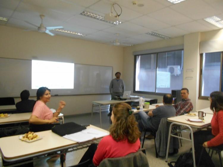 Concluyó el segundo encuentro de los Seminarios Científicos FCAI-CONICET