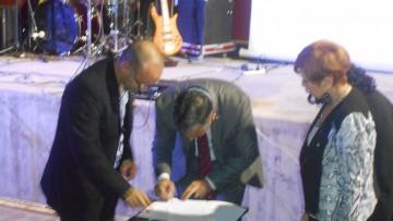 Presentaron la Oferta de Becas Universitarias en el Sur Provincial