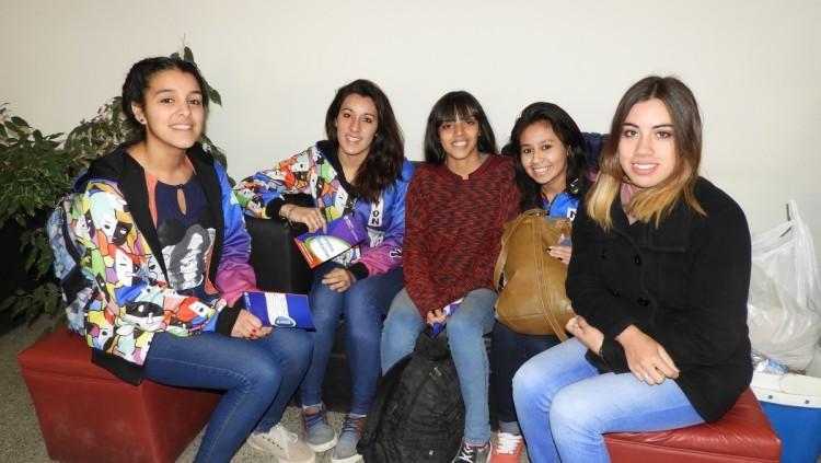 Nos visitó la escuela Abelardo Arias Ballofet