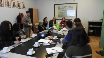 Presentación de la Oficina de Articulación de Producción Científica
