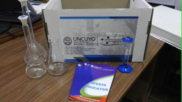 Se entregará una caja científica a la Escuela 4-246 del distrito El Cerrito