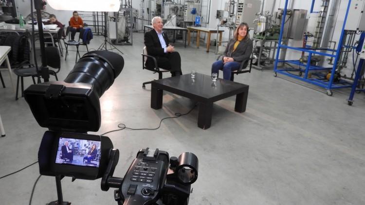 Entrevistas a docentes investigadores de la FCAI