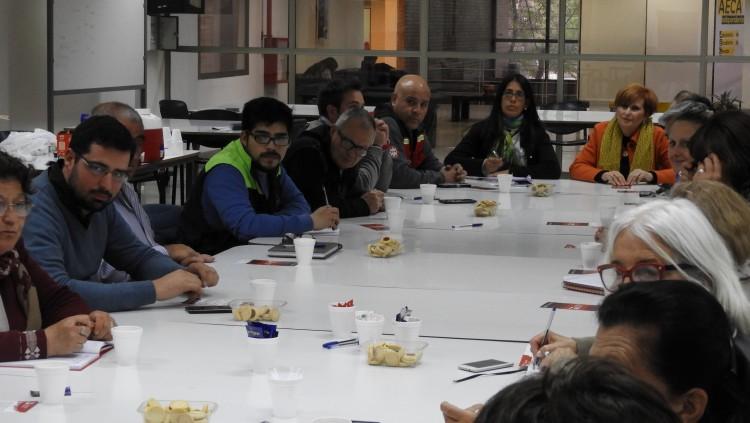 Se reunió el Consejo Social Zona Sur