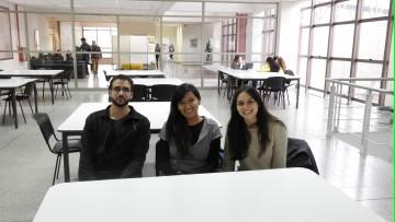 Tres estudiantes realizarán sus PPS en el INVAP