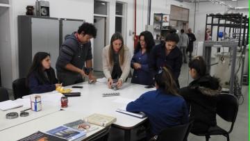 Nos visitó la escuela Ing. Florencio Casale de El Nihuil