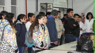 """Nos visitó la Escuela de Educación Técnica (E.E.T.) N° 4-021 """"General Martín Miguel de Güemes"""""""