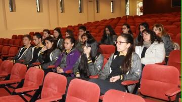 Nos visitó la Escuela de Educación Técnica (E.E.T.) N° 4-113 \Ingeniero Jorge Raúl Barraquero\ de Alvear