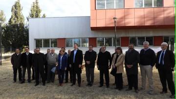 Proyectan la creación de un Centro de Investigación y Transferencia en la FCAI - UNCuyo