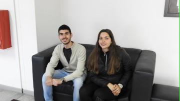 Estudiantes de la FCAI participaron en las Jornadas de Jóvenes Investigadores