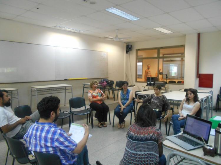 Se evaluaron los proyectos Mauricio López en la FCAI
