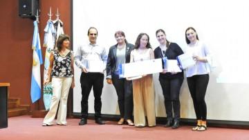 UNCUYO premió la innovación con TIC en el aula