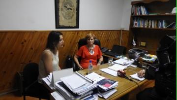 Autoridades de la FCAI explicaron las becas universitarias vigentes