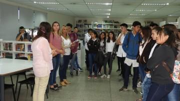 """Nos visitaron alumnos de la escuela """"Antonio Garbín"""""""