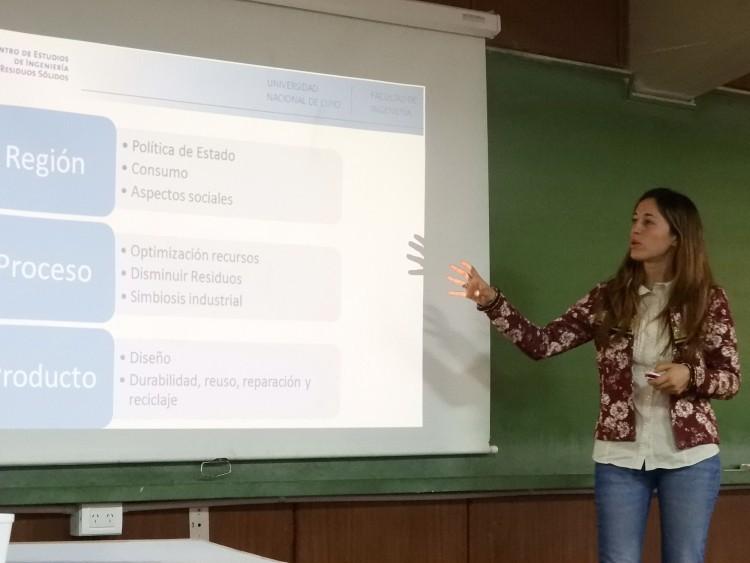 """2º Workshop Internacional """"Políticas Públicas y Reciclaje de Residuos Plásticos"""""""