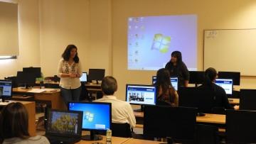 """Curso """" Recursos Digitales y virtualidad""""  en la FCAI"""