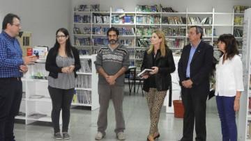La biblioteca de la FCAI tiene nuevos equipamientos tecnológicos y sistema de préstamos
