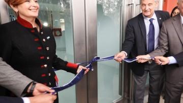 Inauguración del Parque Científico Tecnológico de la FCAI
