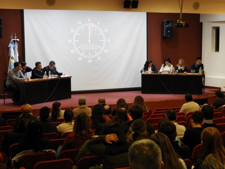 Debate candidatos a Decano y Vicedecano 2018-2022