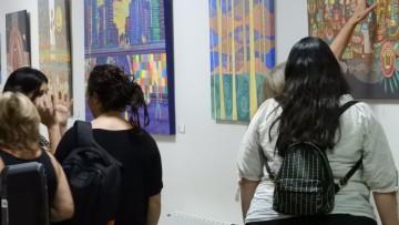 PROYECCIONES, ya puede ser visitada la muestra artística