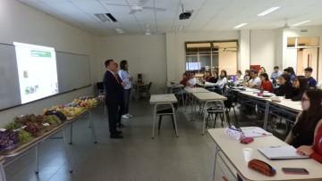 """Inició el curso – taller """"Ingeniería de Productos Frutihortícolas 2019 en la FCAI"""""""