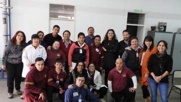 Vinculación con el medio, APRID - San Rafael
