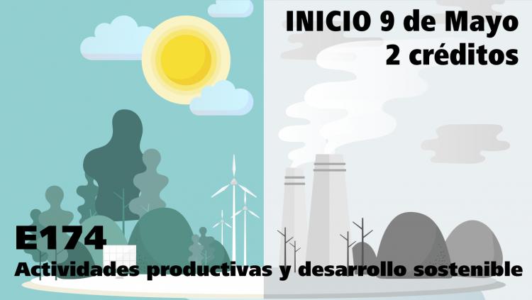 """Electiva E174 """"Actividades productivas y desarrollo sostenible"""""""