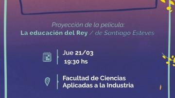En el marco del Festival Audiovisual de la UNCUYO Graba 03, se realizarán funciones en los departamentos de la Provincia.
