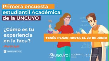 Nuevo plazo para responder la encuesta estudiantil académica