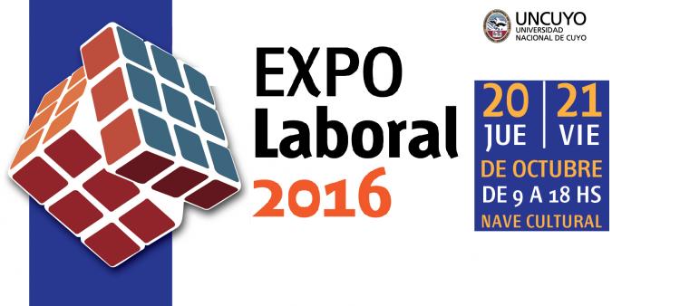 Nueva edición de la Expo Laboral organizada por la Universidad Nacional de Cuyo