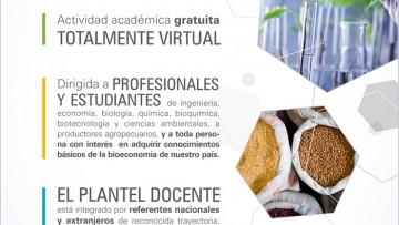 Curso virtual Introducción a la Bioeconomía Argentina
