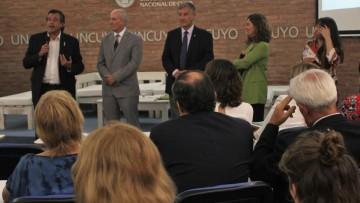 Se presentó informe sobre la participación de las mujeres en la UNCuyo