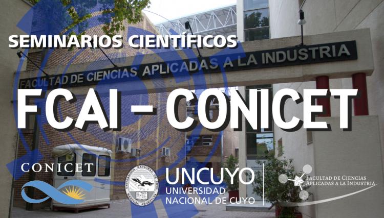 IV Seminario FCAI - CONICET: Estudio computacional y experimental de la interacción entre proteínas del suero lácteo y polisacárido