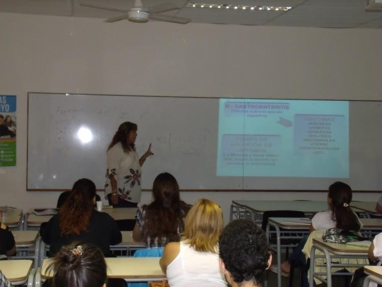 Capacitación en Buenas Prácticas de Elaboración y Manipulación de Alimentos