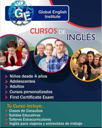 Propuesta Instituto de Inglés Global English (becas)