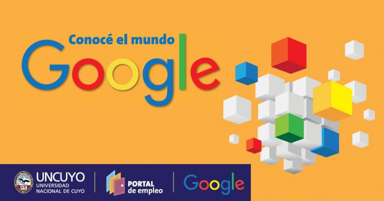 Google vuelve a la UNCuyo