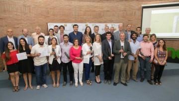 Dieciséis proyectos creativos ganaron un premio de la Fundación de la UNCuyo