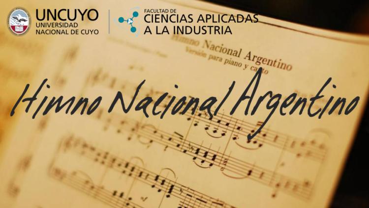 11 de Mayo - Día del Himno Nacional Argentino