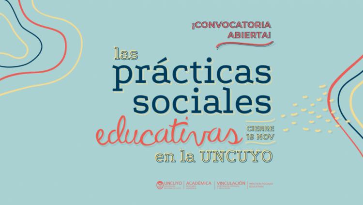 Convocan a presentar propuestas de Prácticas Sociales Educativas
