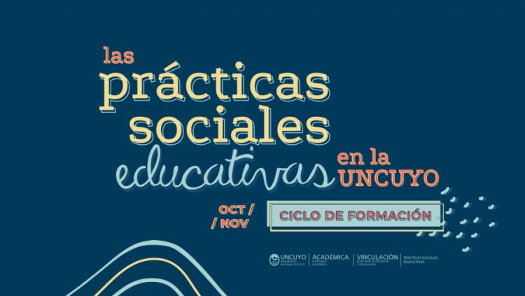 Capacitarán en Prácticas Sociales Educativas