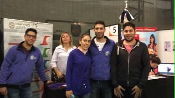 La FCAI presente en la Expo Uni de San Carlos de Bariloche