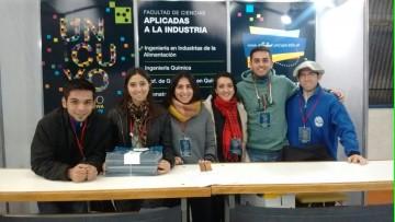 La FCAI presente en la Expo Educativa de Mendoza