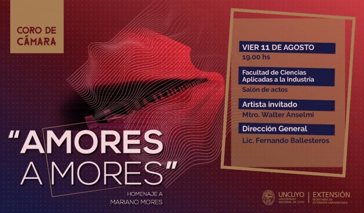 """Concierto """"Amores a Mores"""""""