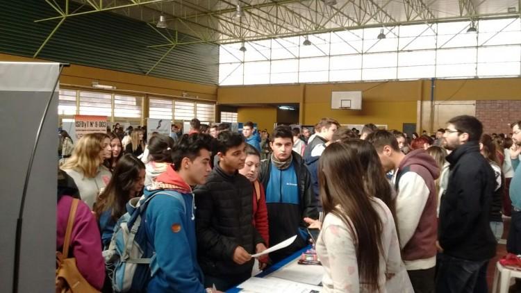 La FCAI participó de una nueva oferta educativa en San Rafael