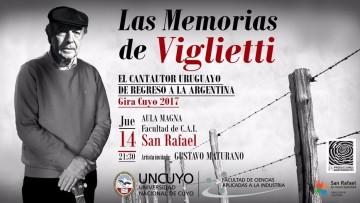 \Las Memorias de Viglietti\ en la FCAI