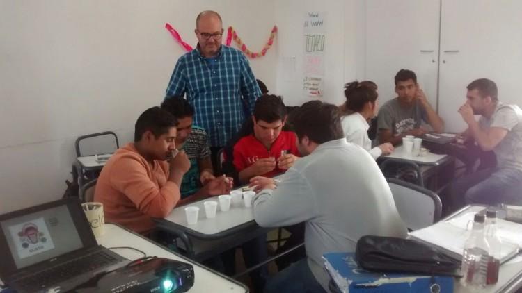 Extensión visitó la Escuela Nº 4-179 en General Alvear, El Ceibo
