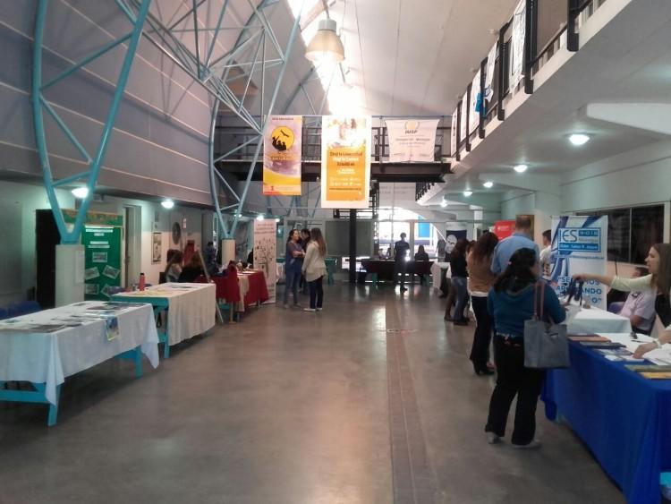 La FCAI participó de la Feria educativa de Malargüe