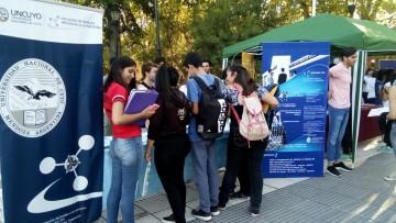 La FCAI participó de la Oferta Educativa 2018 - San Rafael -