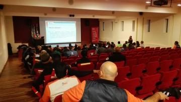 El grupo USAR San Rafael llevó a cabo las capacitaciones sobre emergentología en la FCAI