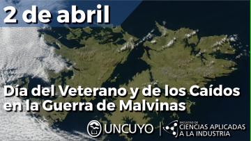 Dos de abril: Día del Veterano y de los Caídos en la Guerra de Malvinas